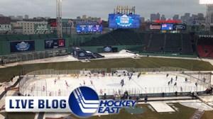 Frozen Fenway Live: Maine Defeats Boston University 7-3