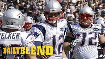 Wes Welker,  Tom Brady, Matt Light