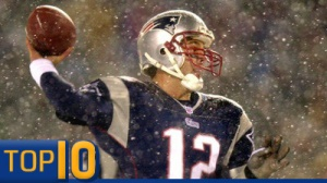 Top 10 Cold-Weather Playoff Games In NFL History (Gallery)