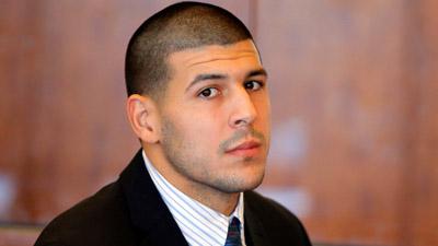 Aaron Hernandez Football