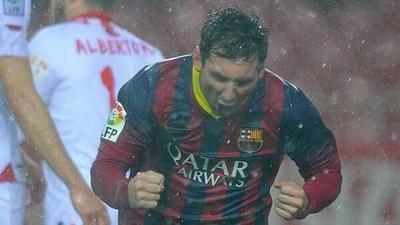 Lionel Messi vs Sevilla