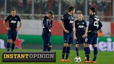 Manchester United vs Olympiacos