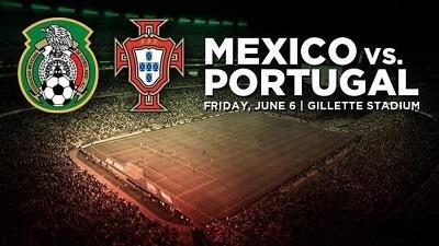 Portugal Mexico