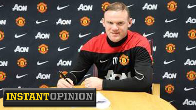 Wayne Rooney contract