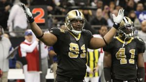 Will Smith, Jonathan Vilma Among Four Let Go by Saints, Who Need Cap Space
