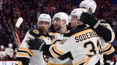 Bruins Third Line