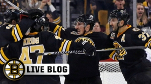 Bruins-Jets Live: Dougie Hamilton Scores In Overtime, Boston Wins 2-1