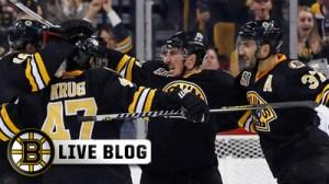 Bruins-Jets Live: Dougie Hamilton Scores In Overtime, Boston Wins 2-1