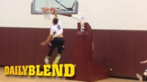 Johnny Manziel Shows Athleticism In Impressive Dunking Videos