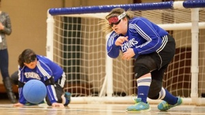Goalball Offers Chance To Compete For Students At Perkins School For The Blind