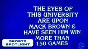 College Football Category Gives Jeopardy! Contestants Trouble (Video)