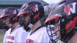 Watertown High School Lacrosse Team Honors Lt. Edward Walsh (Video)