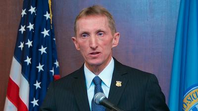Commissioner William Evans