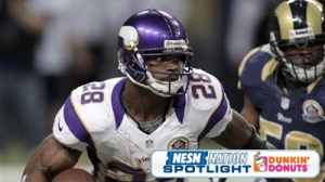Jim Brown: Adrian Peterson Can Break All-Time NFL Rushing Record
