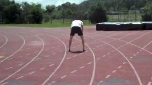Canadian Chugs Four Beers, Runs A Mile In Under 5 Minutes (Video)