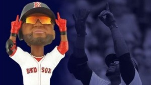 David Ortiz Bobblehead For All Fans At Tonight's Red Sox Game (Photo)