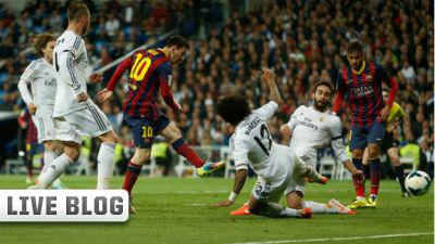 El Clasico Copa del Rey Final