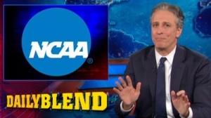 Jon Stewart Rips NCAA For Stance On College Athlete Unions (Video)