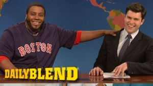 Kenan Thompson Does Hilarious David Ortiz Impression On 'Saturday Night Live' (Video)