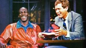 David Letterman Drew World's Best Athletes To Late-Night TV (Photos)