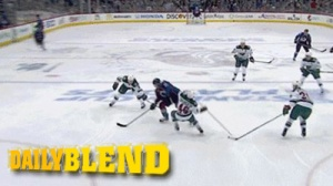 Avalanche Rookie's Deke Nearly Breaks Defender's Ankles (Video)
