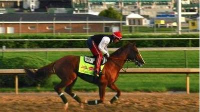 Kentucky Derby California Chrome