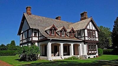 Babe Ruth Louis C.K. house