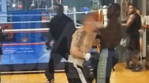 Champion Boxer Deontay Wilder Beats Up Internet Troll In Real Life (Video)