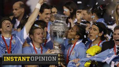Uruguay Copa America 2011