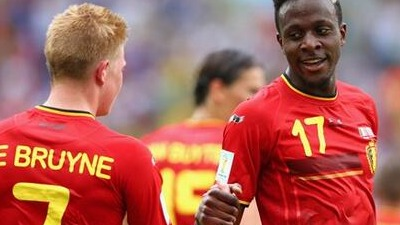 Belgium defeats Russia