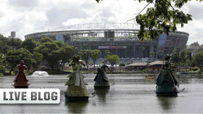 Germany Portugal World Cup 2014 Arena Fonte Nova