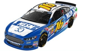 Greg Biffle To Drive NESN30-Themed Car At New Hampshire Motor Speedway