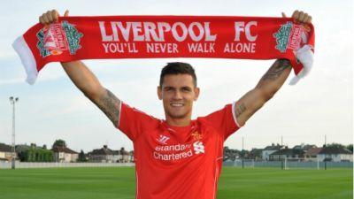 Dejan Lovren Liverpool transfer