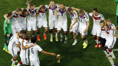Germany 2014 World Cup final