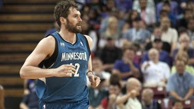 NBA: Minnesota Timberwolves at Sacramento Kings