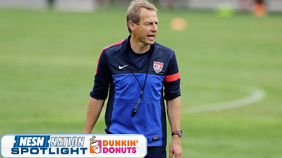 USA Coach Jurgen Klinsmann Excited As Germany Rips Brazil In World Cup