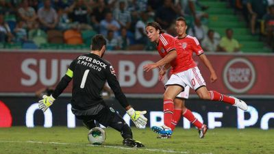 Lazar Markovic Benfica Liverpool Transfer