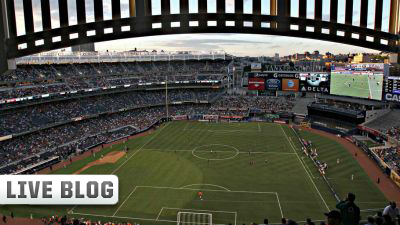 Liverpool - Manchester City Yankee Stadium