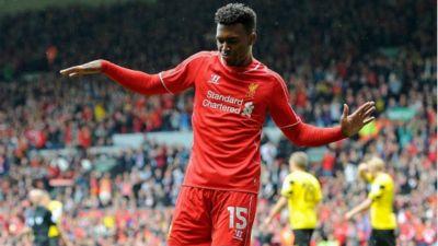 Daniel Sturridge Liverpool Dortmund