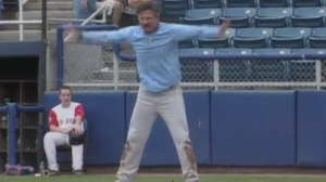 Minor League Manager Slides Into Home, Strips During Meltdown (Video)