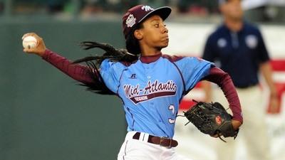 Baseball: Little League World Series-Mid-Atlantic vs West