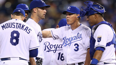 Danny Duffy, Ned Yost