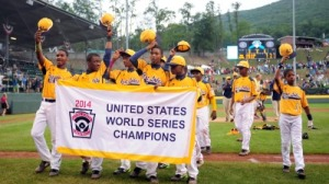 Chicago's Jackie Robinson West Advances To LLWS Championship Game