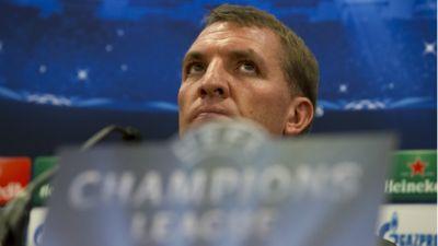 Brendan Rodgers Liverpool-Ludogorets