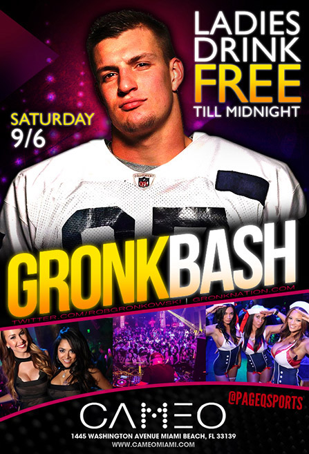 Gronk Party