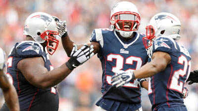 NFL: Oakland Raiders at New England Patriots