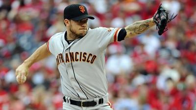 MLB: NLDS-San Francisco Giants at Washington Nationals