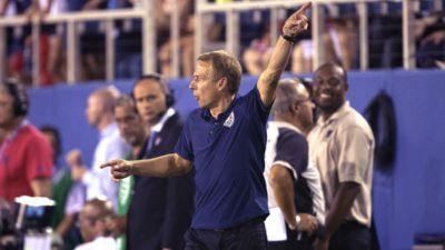 Jurgen Klinsmann USA Honduras