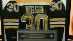 NESN, Bruins Celebrate 30 Years Of Partnership On NESN30 Night (Video)