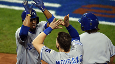 MLB: World Series-Kansas City Royals at San Francisco Giants